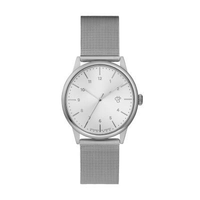 Rawiya Watch | Silver