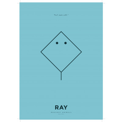 Poster A3 | Ray