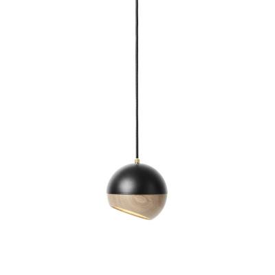 Pendel-Lampe Ray M | Schwarz