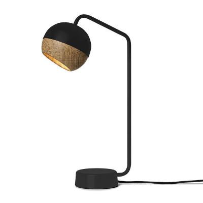 Tischlampe Ray | Schwarz