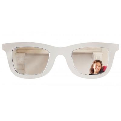 Ray Man Spiegel | Weiß