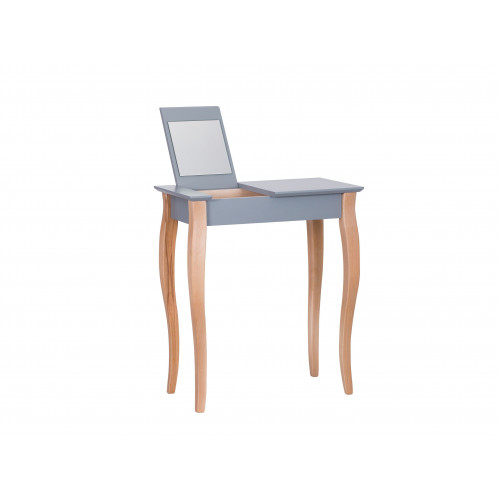 LILLO Small Dressing Table | Dark Grey