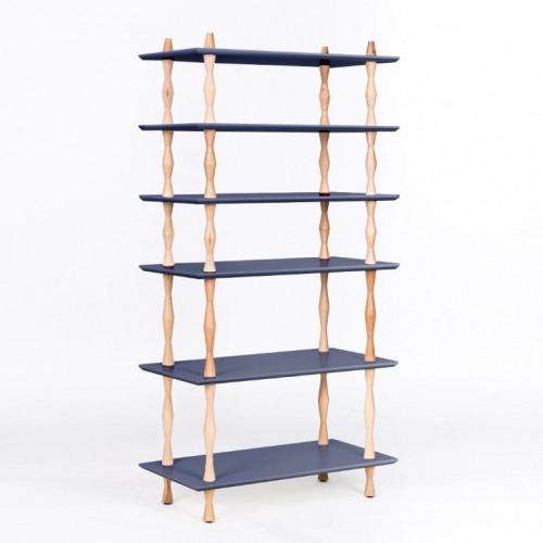 Bookshelf KORRO | Graphite