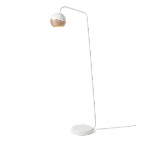 Stehlampe Ray   Weiß