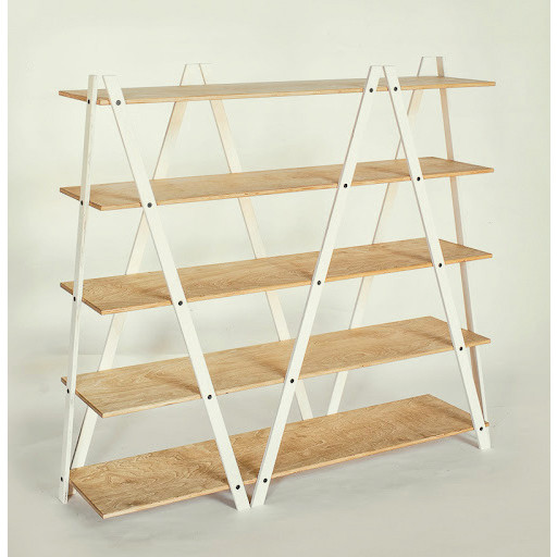 Shelf SIK-SAK | White/Oak