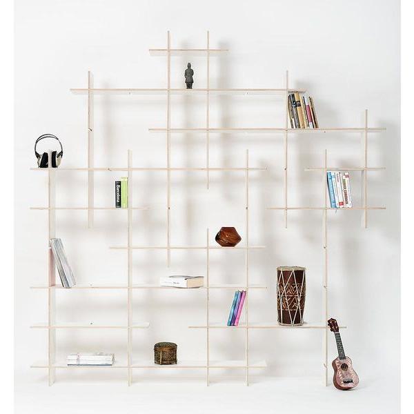 Shelf Criss-Cross Large