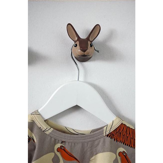 Mauerhaken-Kaninchen