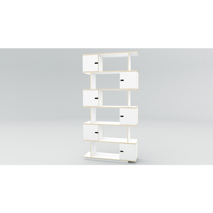 Shelf PIX | White Film Plywood