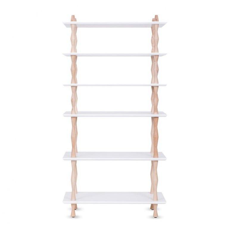 Bücherregal KORRO | Weiß
