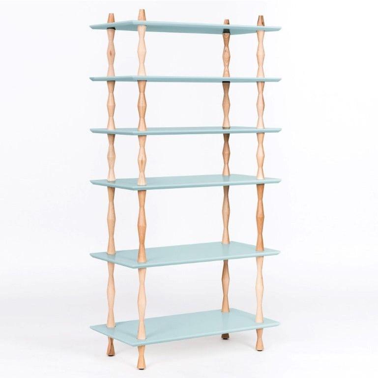 Bookshelf KORRO   Turquiose
