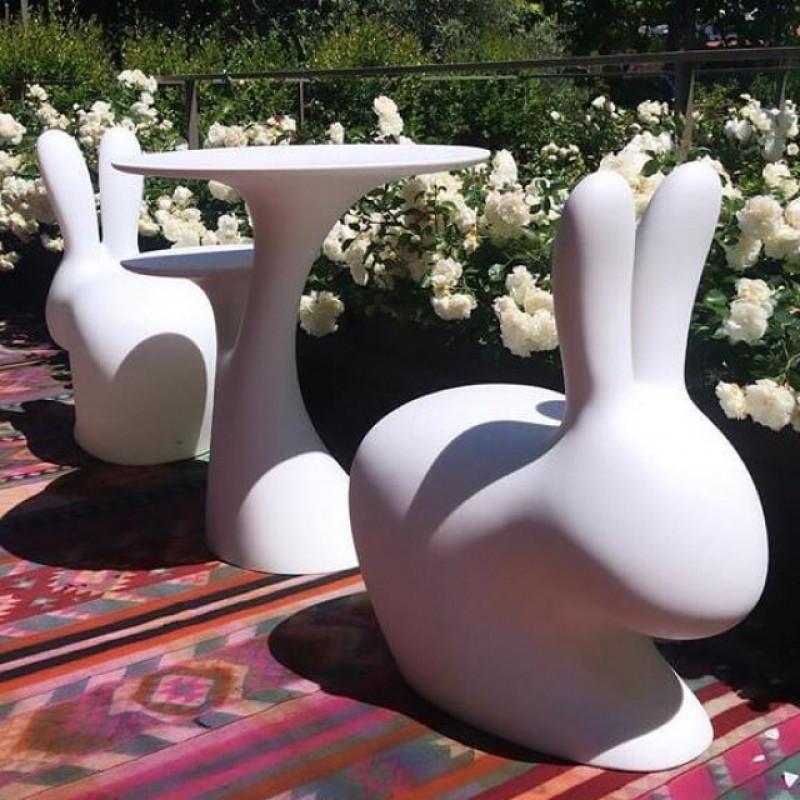 Tisch Rabbit Tree   Weiß