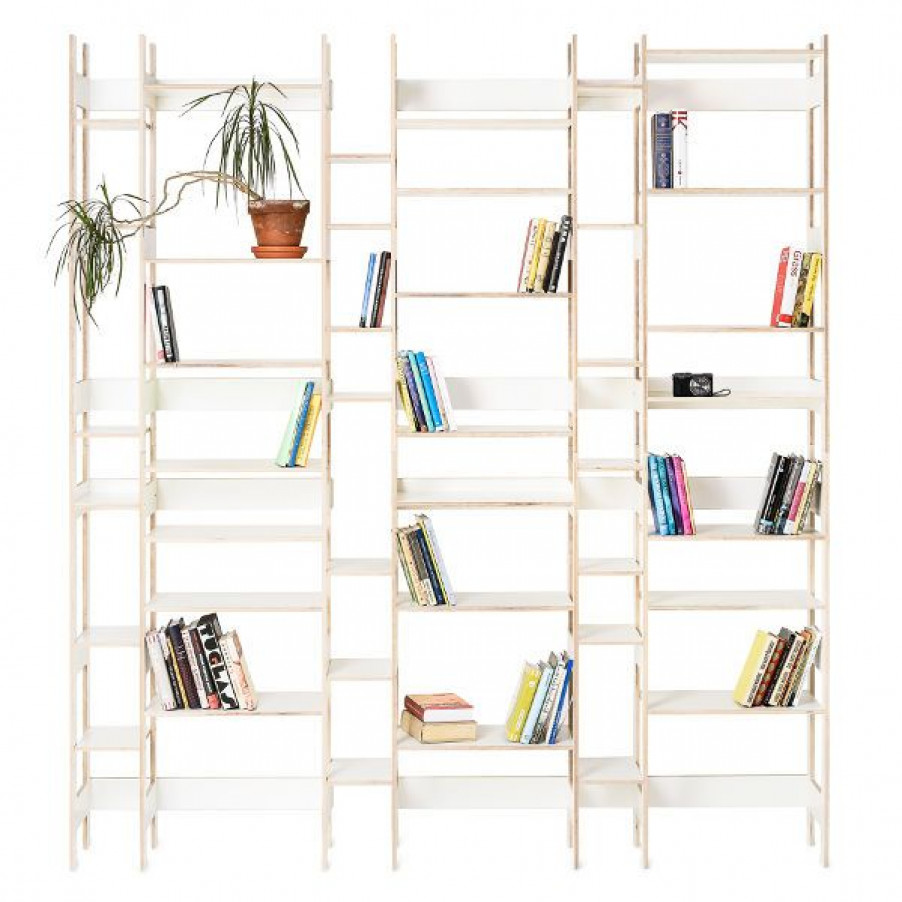 Shelf Lift | White Film Plywood-Small