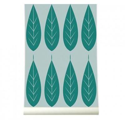 Wallpaper | Botanic Green