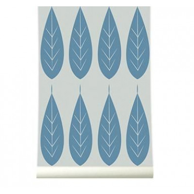 Wallpaper | Botanic Blue
