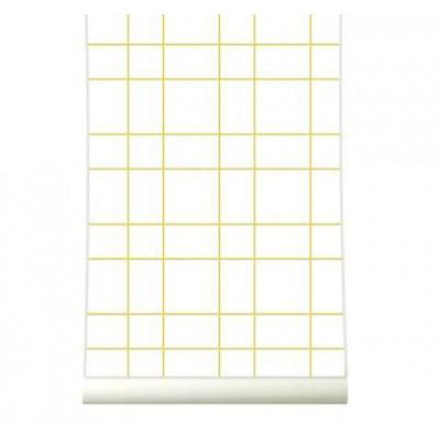 Wallpaper | Grid Yellow