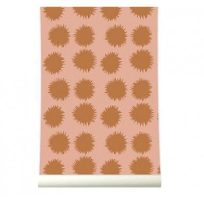Wallpaper | Fluff Copperblush