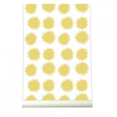 Wallpaper | Fluff Yellow