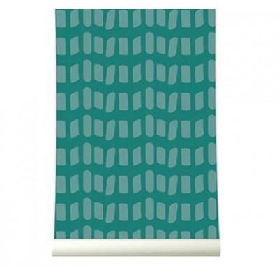 Wallpaper | Domino Green
