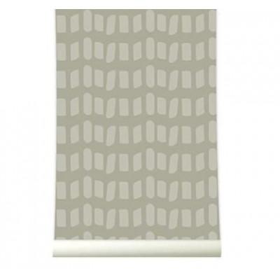 Wallpaper | Domino Kaki