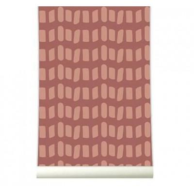 Wallpaper | Domino Marsala