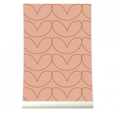 Wallpaper | Hearts Copperblush