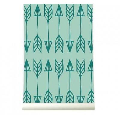 Wallpaper | Arrows Green