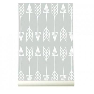 Wallpaper | Arrows Grey
