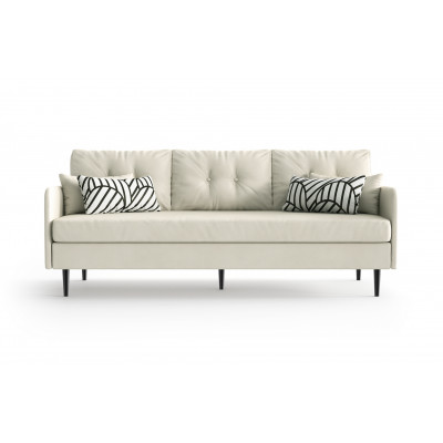 3-Sitzer-Sofa Memphis | Weiß