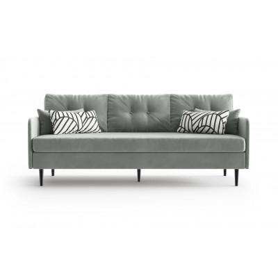 3-Sitzer-Sofa Memphis | Grau