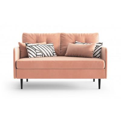 2-Sitzer-Sofa Memphis | Koralle