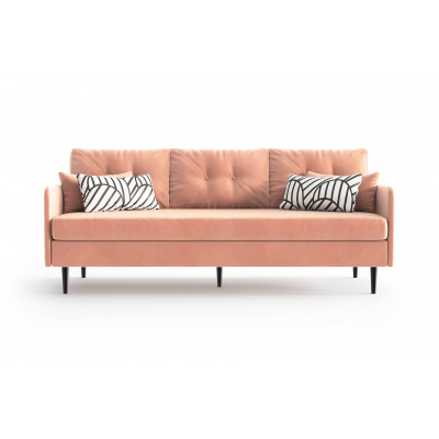 3-Sitzer-Sofa Memphis | Koralle