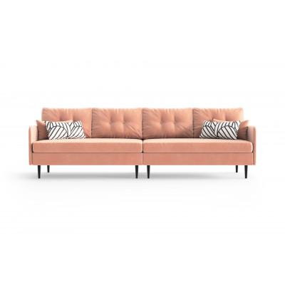4-Sitzer-Sofa Memphis | Koralle