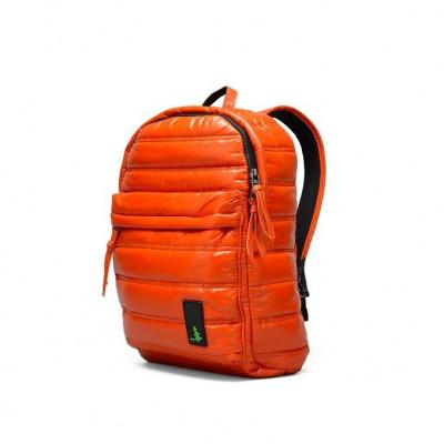 RC1 Gesteppter Rucksack Rusty Orange