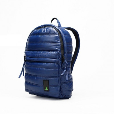 RC1 Gesteppter Rucksack Blau