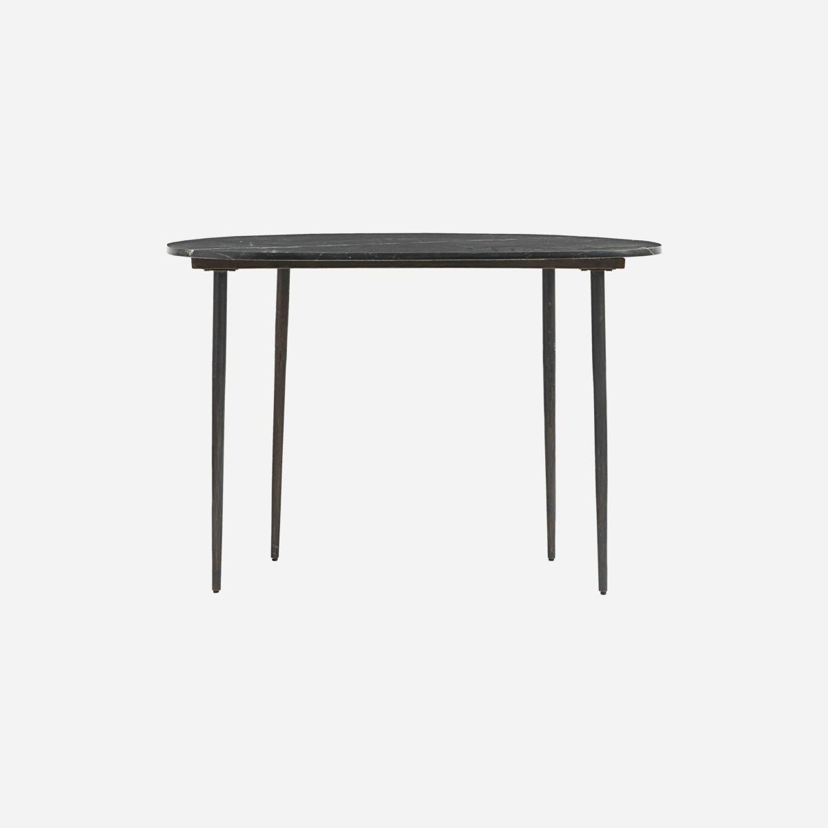 Tisch Eda | Grau