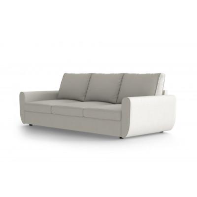 3 Sitzer Sofa Sowden | Weiß