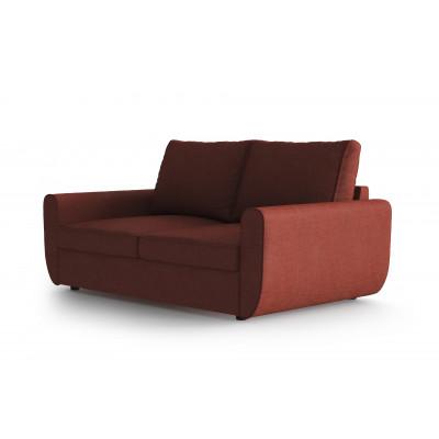 2 Sitzer Sofa Sowden | Rot