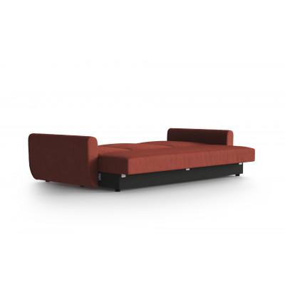 3 Sitzer Schlafsofa Sowden | Rot