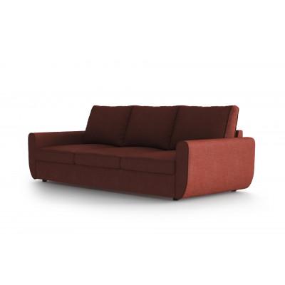 3 Sitzer Sofa Sowden | Rot
