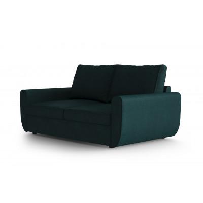 2 Sitzer Sofa Sowden | Petrol Blau