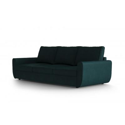 3 Sitzer Sofa Sowden | Petrol Blau
