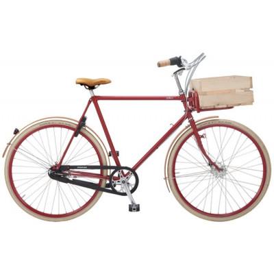 Road Transport 5 Speed Men's Bike   Ruby Red
