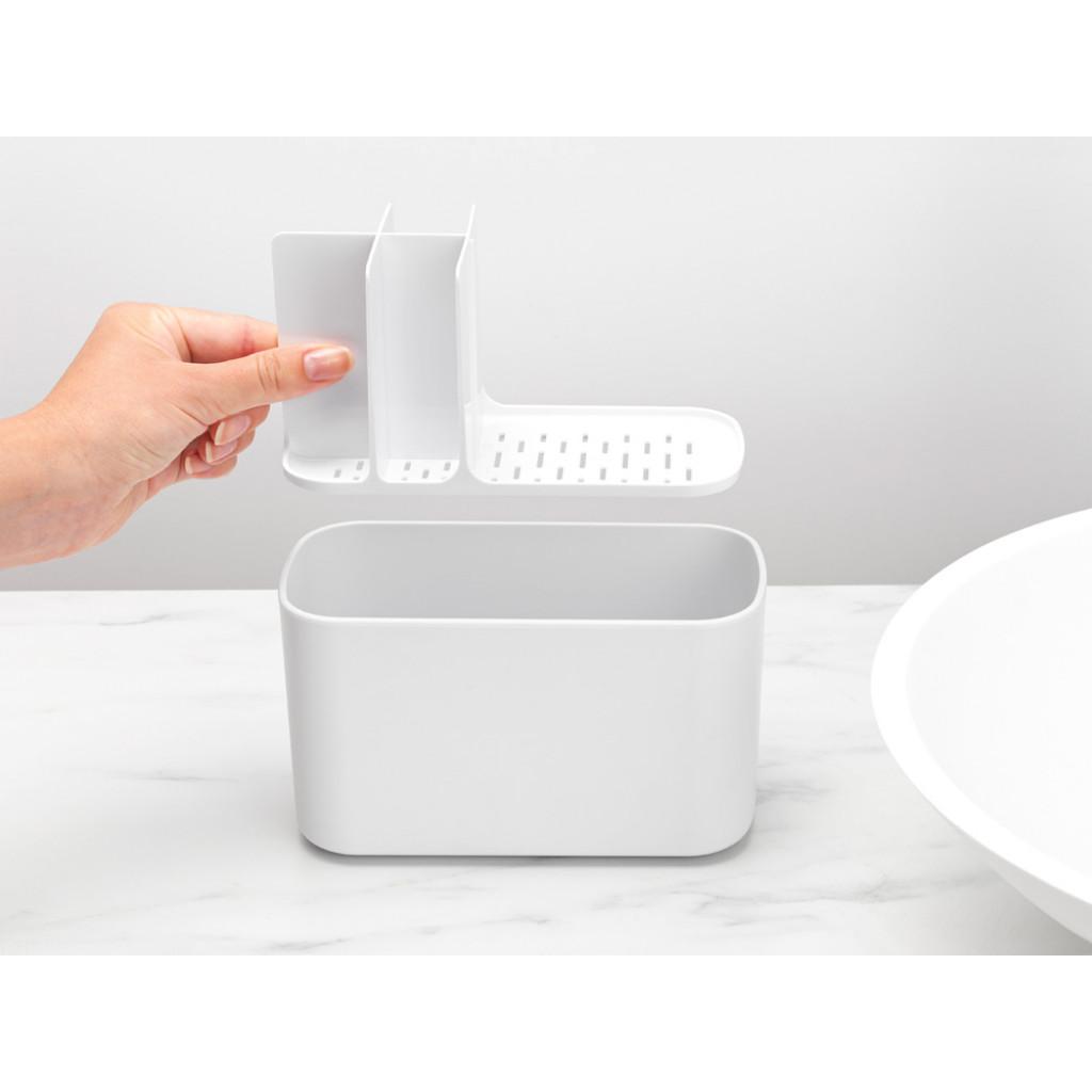 Serviteur salle de bains ReNew   Blanc