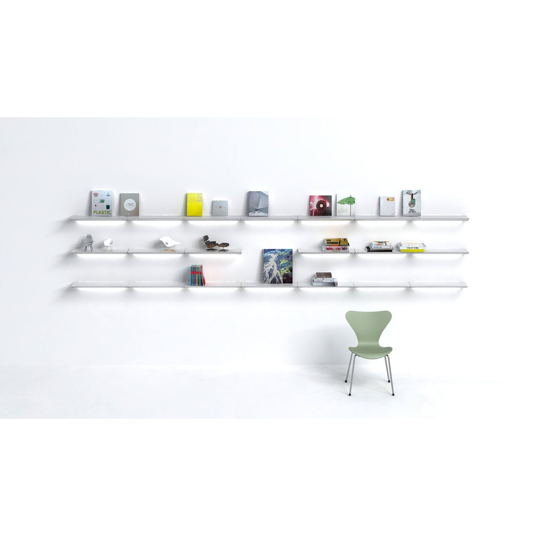 Recto Verso T7 - Lighted Bookshelf