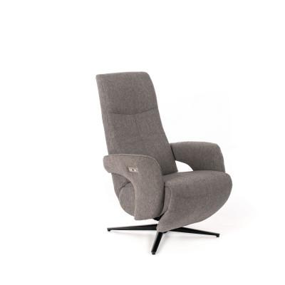 Motorisierter 2-Motor-Sessel | Hellgrau