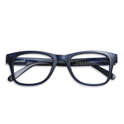Reading Glasses Type B | Dark Blue