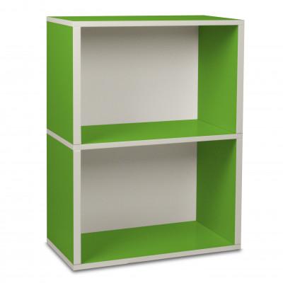 Aufbewahrungs-Rechteck-Box 2 Grün