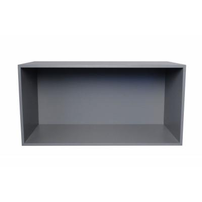BoxMove Rechteckige Box | Grau