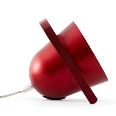 Elmetta Smart Colorful Table Lamp   Red