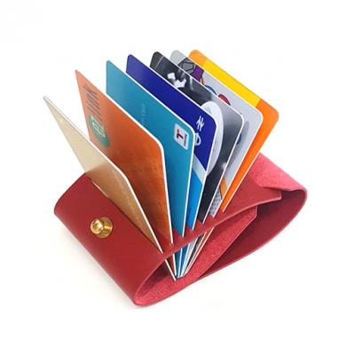 Fan Wallet | Chinese Lantern - Red